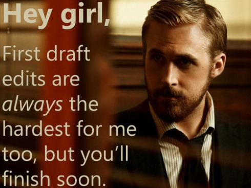 Ryan Gosling is there for you: